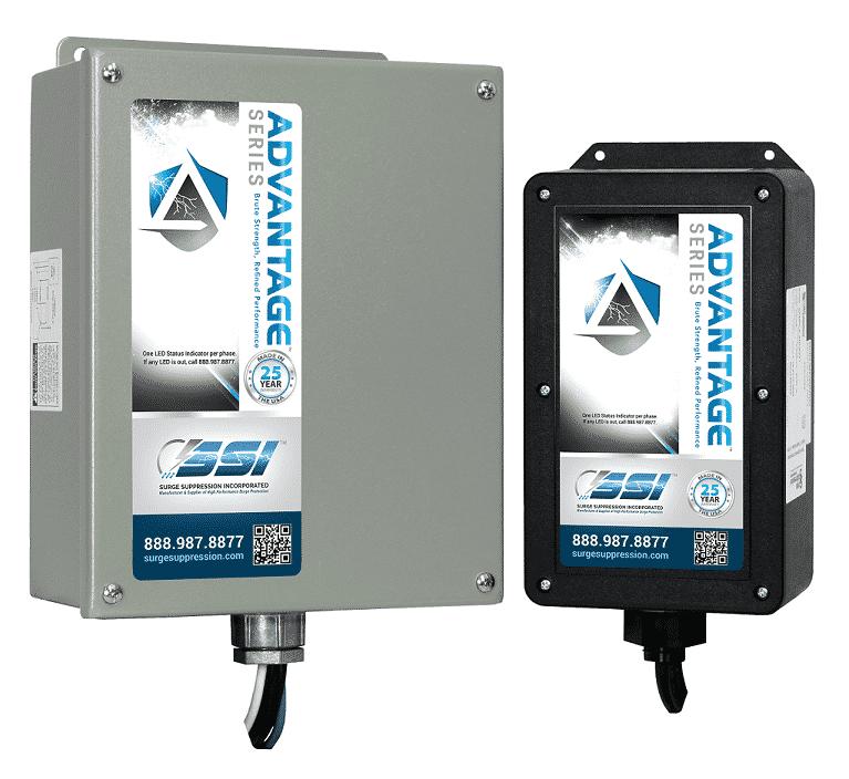 Transient Voltage Surge Protectors